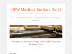 machine knitters guild