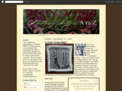 Knitting Stitches A To Z : Ravelry: Knitting Letters: A to Z - patterns