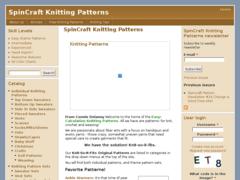 555328f6c Ravelry  SpinCraft Patterns - patterns