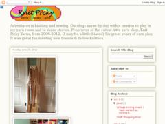 Ravelry Knit Picky Yarn Shop Patterns