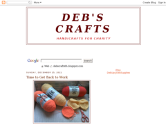 3ded0c2c7 Ravelry  Deb s Crafts  Handicrafts for Charity - patterns