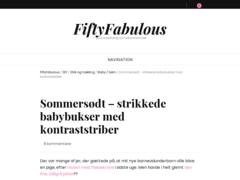 87f33186a9d Ravelry: Fiftyfabulous.dk - patterns